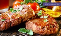 Rib-Eye Steak Meal with a Glass of Prosecco for Up to Four at Maison Paul Bistro & Grill (43% Off)