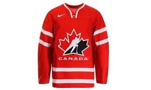 Nike Team Canada Authentic Replica Twill Men's Hockey Jerseys at Nike Team Canada Authentic Replica Twill Men's Hockey Jerseys, plus 9.0% Cash Back from Ebates.
