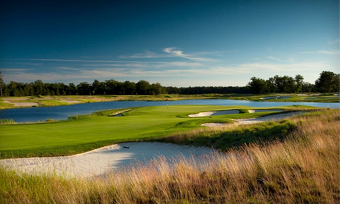 Forest Dunes Golf Club - Roscommon: $99 for One Day of Unlimited Golf at Forest Dunes Golf Club in Roscommon ($300 Value)