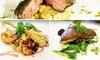 Savino's Italian Mediterranean Cuisine - Belmont: $20 for a $50 Groupon to Savinos Grill