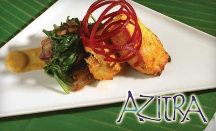 $40 Groupon to Azitra - Azitra in Raleigh