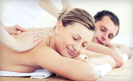 Couples Massage Package (a $210 total value) - Revitalize Day Spa in Birmingham