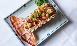 Riverside Teppanyaki by Kobe Jones: $69 Chilli Lobster and Parmesan Wagyu Degustation or $88 to Upgrade to Wagyu AA9+ at Riverside Teppanyaki (Up to $195)