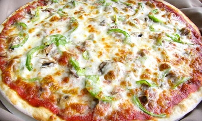 Dino's Pizzeria & Fast Food - La Grange: $8 for $16 Worth of Italian and American Fare at Dino's Pizzeria & Fast Food in La Grange