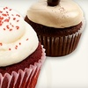 Half Off at Red Velvet Cupcakery