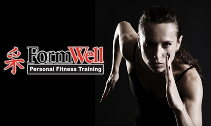 FormWell Personal Fitness Training - Sandy Springs: $39 for One-Month Membership Including Unlimited Boot Camp, Four Semi-Private Training Sessions, and More at FormWell Personal Fitness Training ($89 Value) in Sandy Springs
