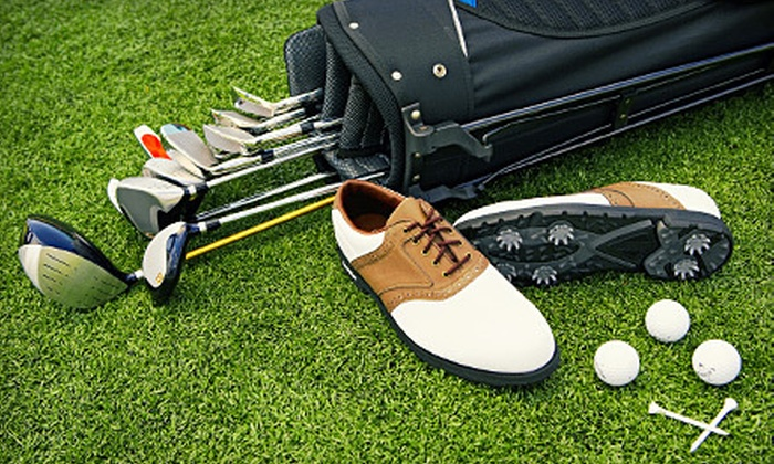 The Golf Shop - Flour Bluff: Gear or Services at The Golf Shop (Up to 52% Off)