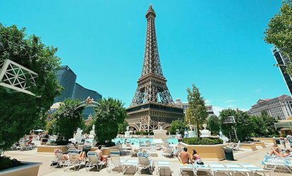Image Placeholder For Up To 67 Off Tails And Pool Access At Paris Las Vegas