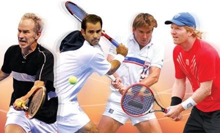 Ticketmaster: HSBC Tennis Cup  on Thu., Sept. 22 at 7:30PM: Upper Level Sections 105, 107, 112, 122-24, or 129-31 - HSBC Tennis Cup in Sunrise