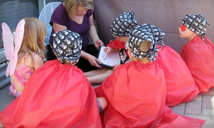 Dress Up and Play Parties - Crestview: $99 for a Themed Costume Party for Eight Children from Dress Up and Play Parties ($199.99 Value)