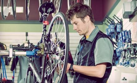 Bike Tune-Up and Tube Change ( $45 value) - Moe's Bikes & More in Auburn