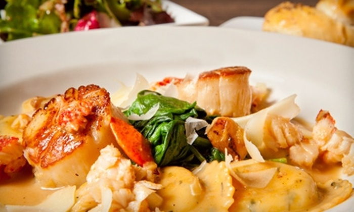 CW's Chops 'n' Catch - Verplanck: Contemporary American Fare for Dinner or Lunch at CW's Chops 'n' Catch in Manchester