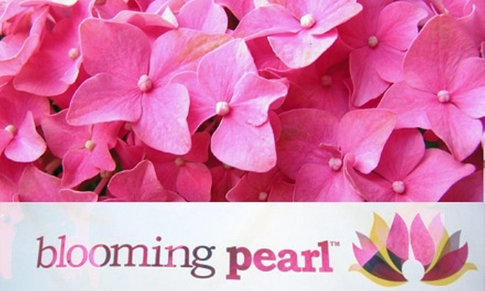 Blooming Pearl - Taylorsville: $15 for $30 Worth of Fresh Flowers from Blooming Pearl