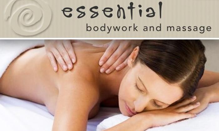 Essential Bodywork and Massage  - Lexington: $45 for Your Choice of Massage at Essential Bodywork