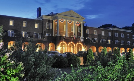 Stay at The Historic Natural Bridge Hotel and Conference Center in Virginia. Dates into March.