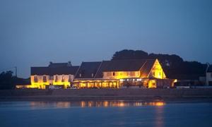 Bretagne : 1 à 3 nuits avec petit-déjeuner et dîner en option Plouguerneau