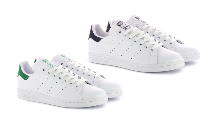 Jusqu A 15 Baskets Adidas Stan Smith Mixte Groupon