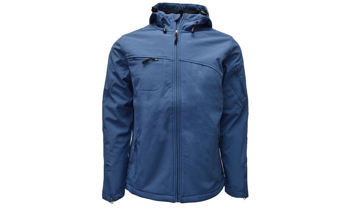 Reebok Huron Men's Softshell Jacket
