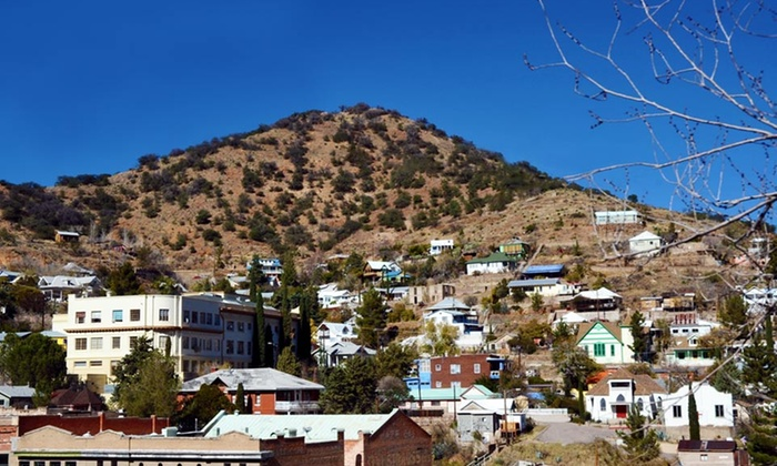 The Bisbee Inn/Hotel La More - Bisbee, AZ: One- or Two-Night Stay at The Bisbee Inn/Hotel La More in Bisbee, AZ