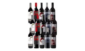 15 Bottles of Australian Red
