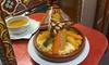 Menú Marrakech para 2 o 4
