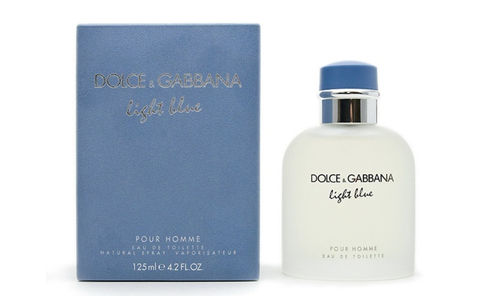 0ececc0bb7b0e Dolce   Gabbana Light Blue Pour Homme Eau de Toilette for Men  4.2 ...