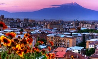 ✈ Armenia and Georgia: 4-Night Eid Break Stay at Choice of Hotels with Return Flights, Breakfast, Tours and Transfers*