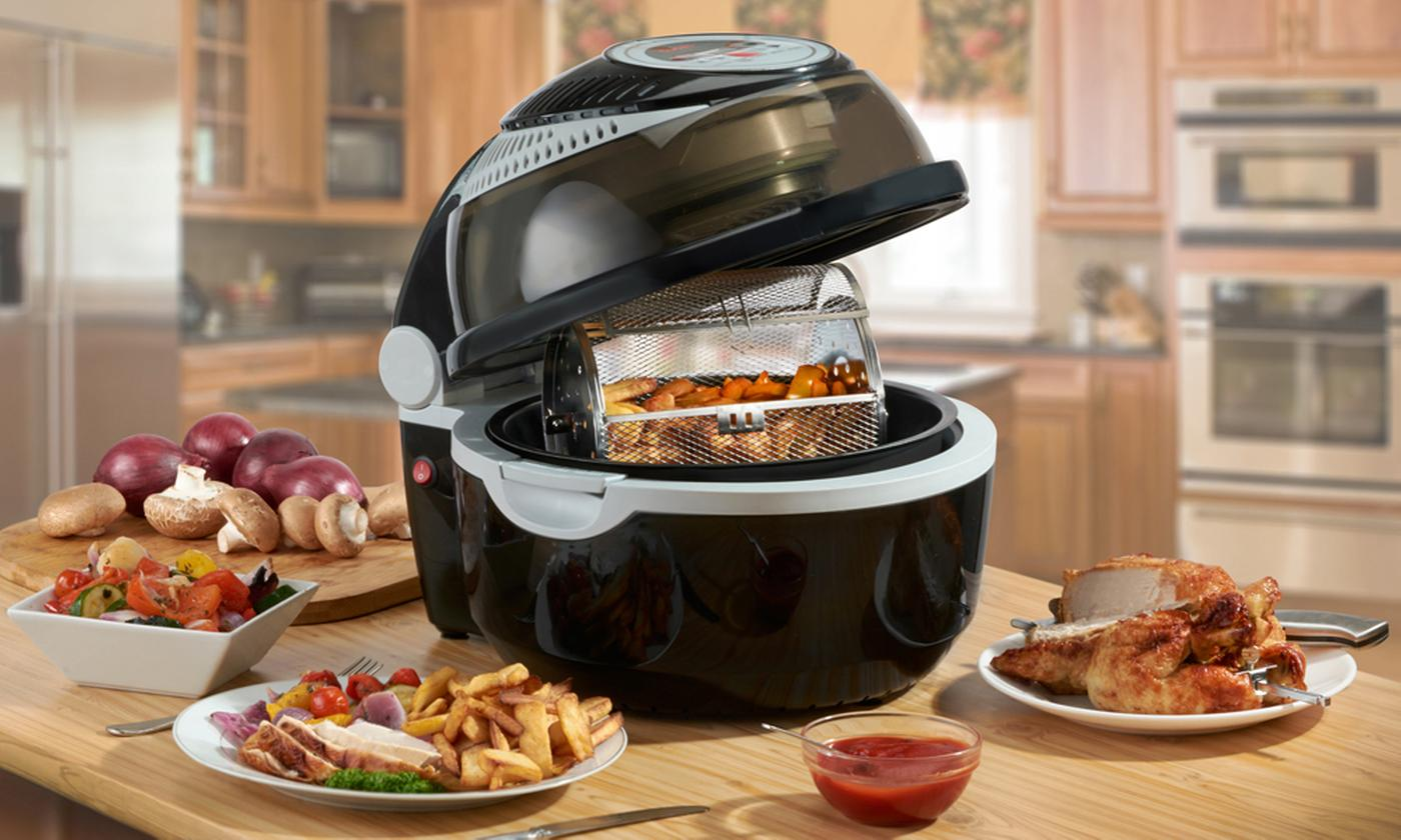 Cooks Professional 10L Multi-Function Air Fryer with Optional Accessories