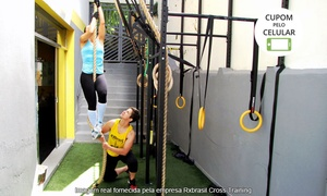 Rxbrasil Cross Training: Rxbrasil Cross Training – Vila Gotardo: 1, 3 ou 6 meses de cross training ou treinamento funcional flex