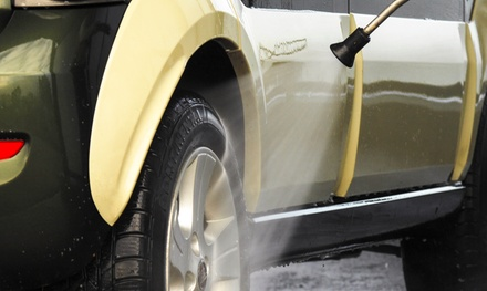 Silver-, Gold-, or Platinum-Wash at AK Collision (50% Off)