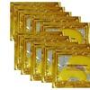 24K Gold Gel Anti-Aging Collagen Under-Eye Mask (10-Pack)