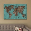Diego Tirigall Art on Gallery-Wrapped Canvas