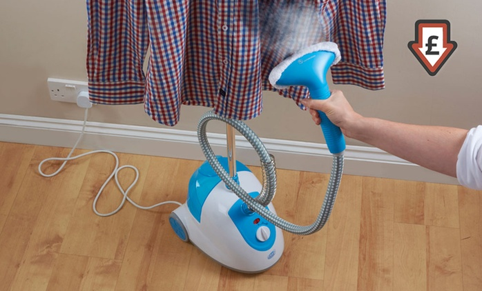 Easy Steam Vertical Clothes/Garment/Fabric Steamer for £29.99