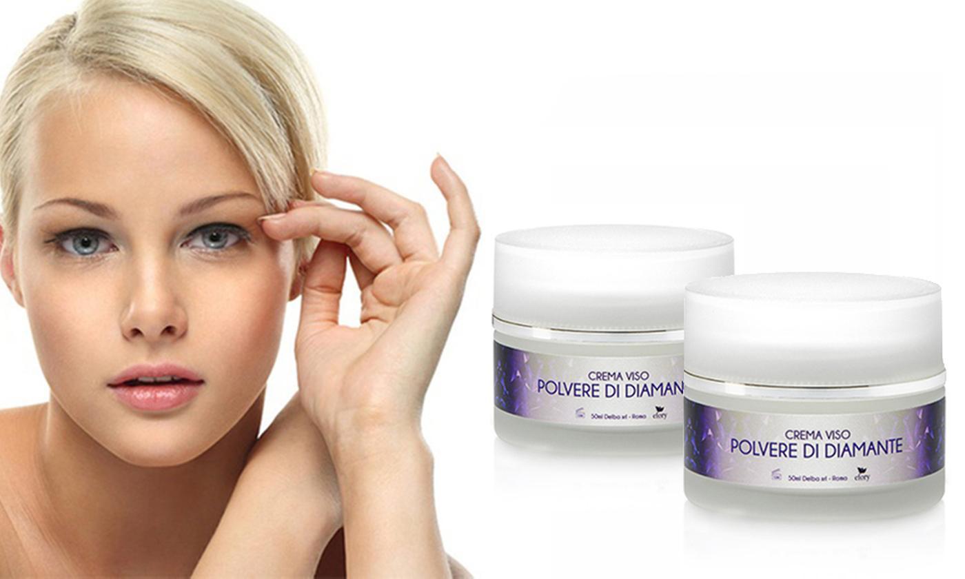 Two, Four or Six Illuminating Diamond Face Creams