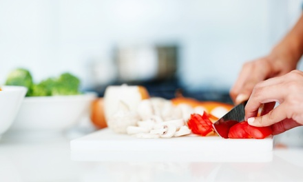$45 for Three-Hour Cooking Class for One at Hipcooks ($65 Value)