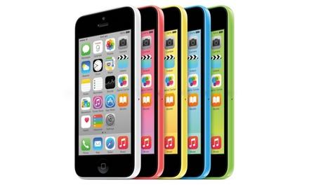 Apple iPhone 5C reconditionné, jusque 32 Go de mémoire, Garanti 1 an, livraison offerte