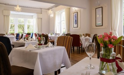 Afternoon Tea for Two or Four with Optional Prosecco at Durker Roods Hotel (Up to 43% Off)
