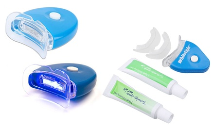 1 ou 2 Kits de Blanchiment Dentaires White Light sans peroxyde