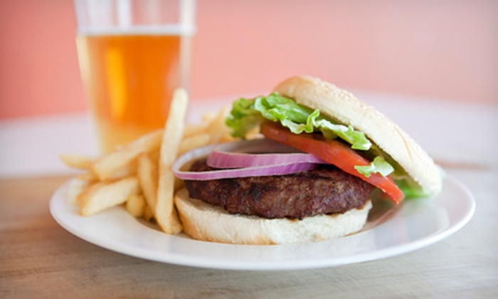 Banfield's Bar and Grill - Mitchell: Sandwiches with Drinks for Two or Four or $10 for $20 Worth of American Food at Banfield's Bar and Grill