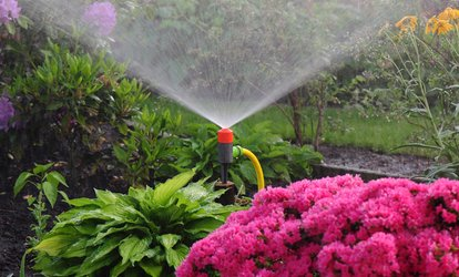 $80 for $150 Worth of Services — Kyle Taylor's Sprinkler Repair And Gardening