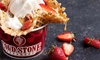 Up to 50% Off Ice Cream at Cold Stone Creamery