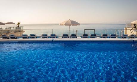 Pineda de Mar: estancia para hasta 4 personas con pensión completa o todo incluido en H·TOP Pineda Palace & SPA 4*