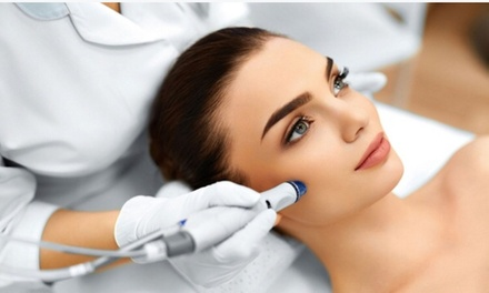 One or Two Dermaplaning Treatments with Hydrating Facials at The Monroe (Up to 76% Off)