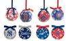 Team Sports America MLB LED Boxed Ornament (6-Pack)