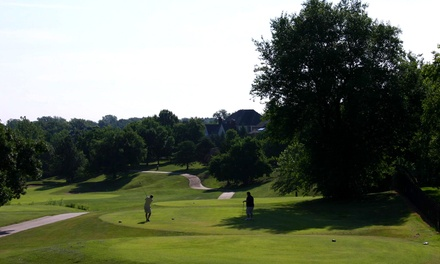 18-Hole Round of Golf with Cart Rental for Two or Four at Deer Creek Golf Club (46% Off)