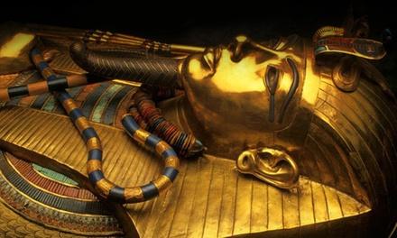 """Escape room """"Tomb of Ramses"""" de 2 a 5 personas desde 39,95 € en Game Of Secrets Escape Room"""
