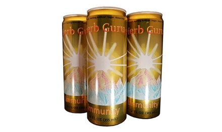 Herb Guru Immunity Drink (12-Pack) from Herb Guru Brand