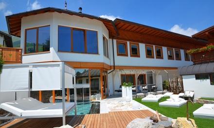 Trentino: fino a 3 notti con mezza pensione, bagno aromatico e Spa Hotel San Giacomo