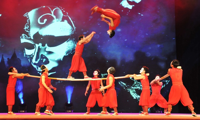 Sony Centre - Sony Centre For The Performing Arts: China Carnival at Sony Centre For The Performing Arts on March 2 at 7:30 p.m. (Up to 50% Off)