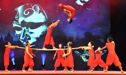 China Carnival at Sony Centre For The Performing Arts on March 2 at 7:30 p.m. (Up to 50% Off)